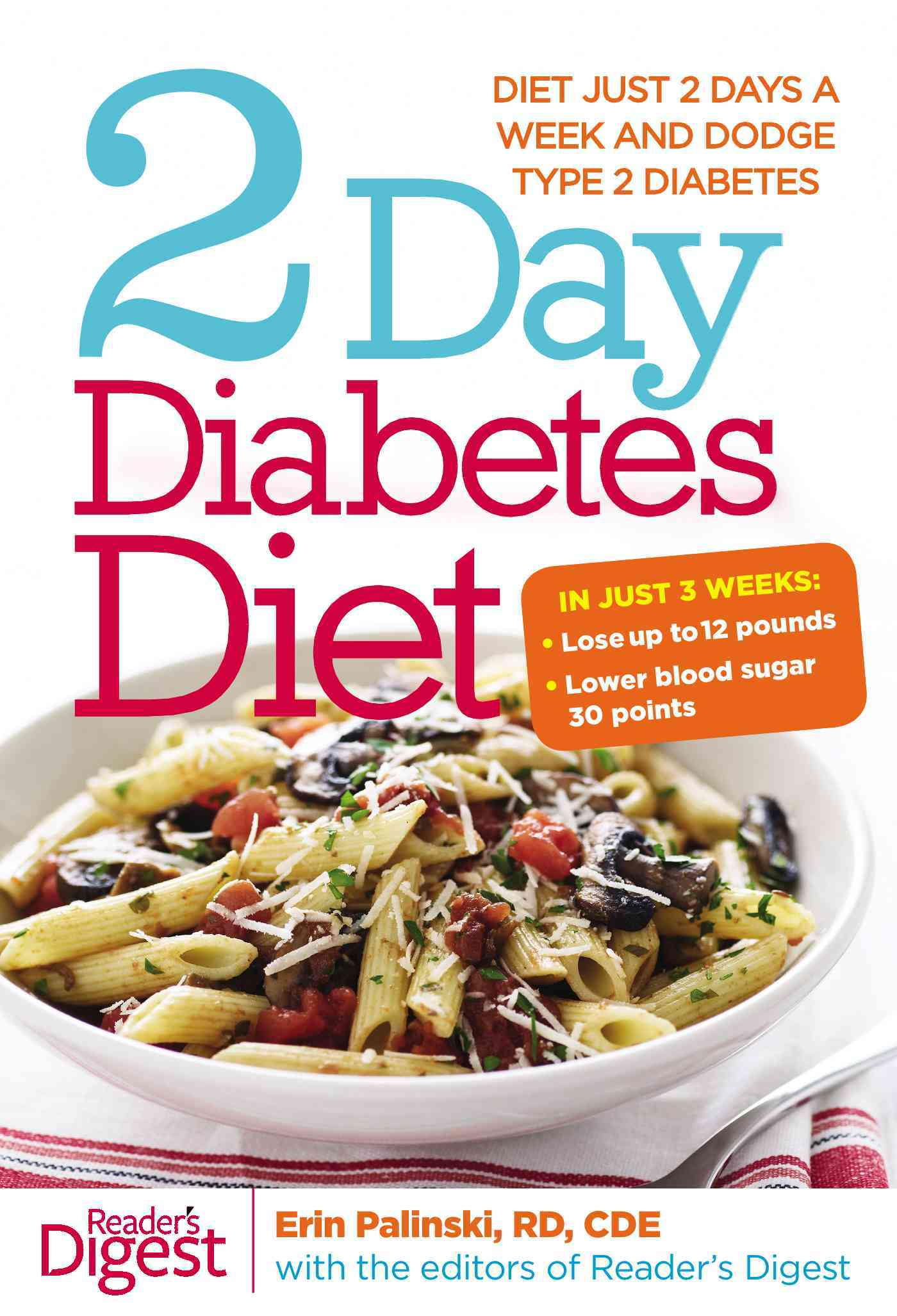 2-Day Diabetes Diet By Palinski, Erin